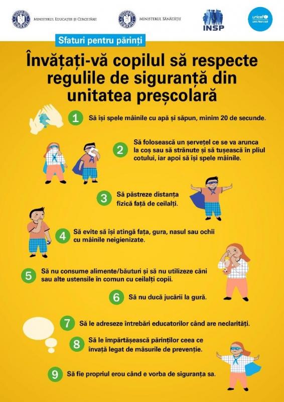 Gradinita sfaturi Parinti reguli-de-siguranta-pentru-copii